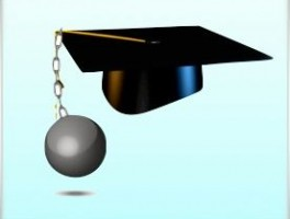 Regrets and Student Debts