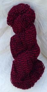 yarn burgundy