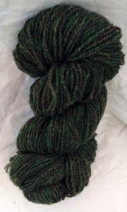 yarn olive