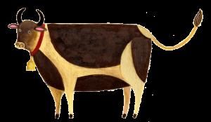 Guernsey Bull