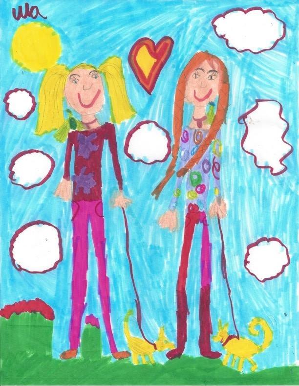 Radical Homemaker - Sisters Card