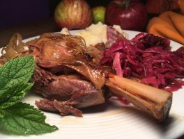 Braised Shanks